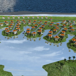 NBB: Công bố QHCT 1/500 Khu nghỉ dưỡng cao cấp De Lagi
