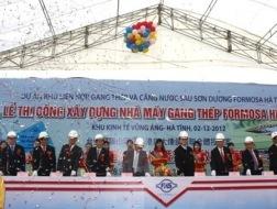 Siêu dự án Formosa muốn tăng vốn lên 28,5 tỷ USD