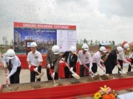 HBC: Khởi công dự án Celadon City